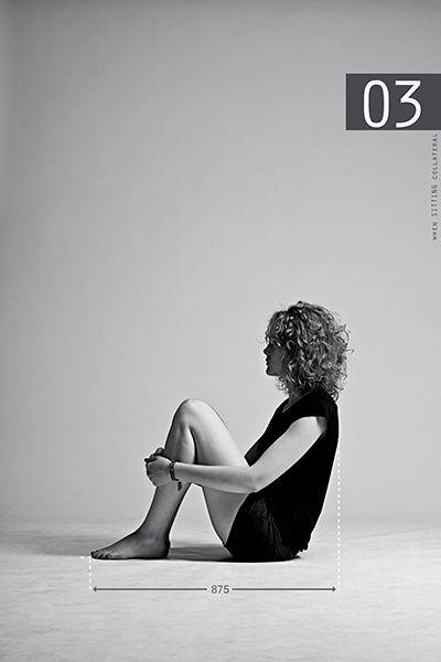 [A3N] : Human reification (Sitting) / Paul Gisbrecht