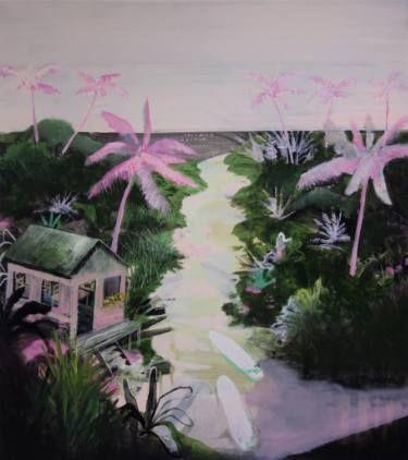 """Saatchi Art Artist Peter de Boer; Painting, """"To the sea"""" #art"""