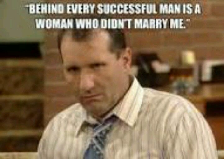 Al Bundy Quotes Zombies  Married Life And Random