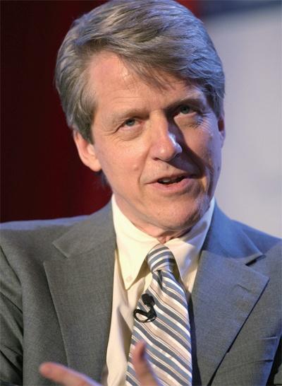 로버트 실러 교수. 2005년엔 월스트리트저널이 '세계 경제를 움직이는 30대 인물' 중 한 명으로 그를 선정했다. 지난해 블룸버그는 '세계 금융계에 영향력 있는 50인' 중 한 명으로도 그를 꼽았다.
