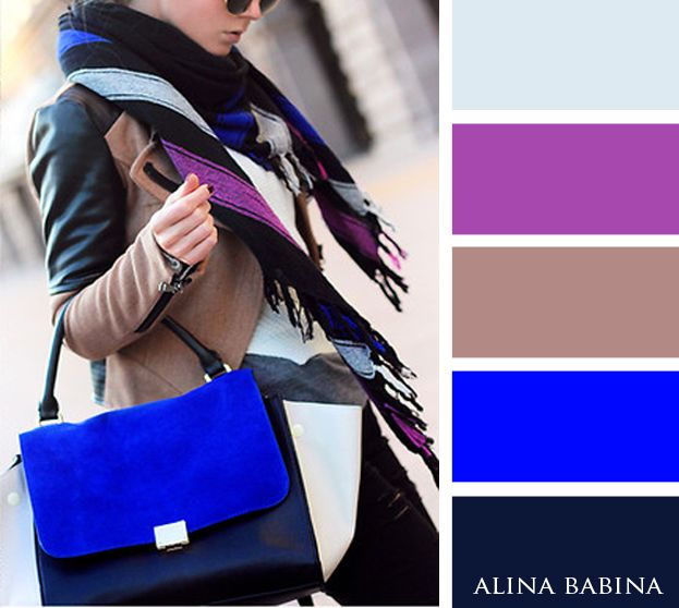 20 warm colour combinations for your autumn wardrobe