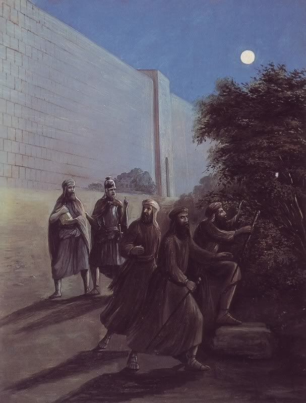 Keepapitchinin, the Mormon History blog » George Reynolds and C.C.A. Christensen: Illustrated Book of Mormon Stories
