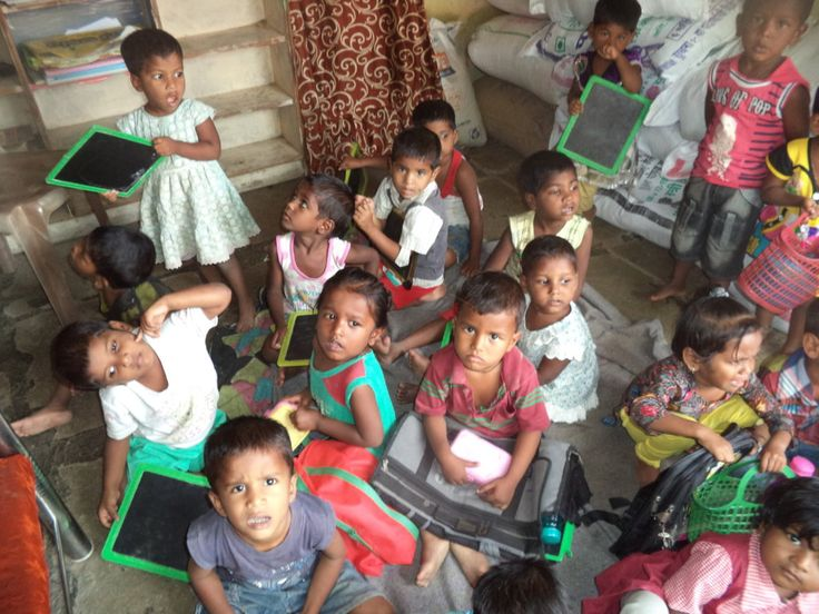 $33 Donate 33.00 for mid day meal - Extend a Hand for Blooming Buds of Creches