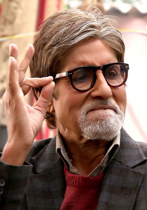 Amitabh Bachchan enjoys dancing on 'Bhootnath Returns' set,Amitabh Bachchan,Amitabh Bachchan Bhootnath Returns,Amitabh Bachchan Dancing,Amit...