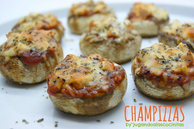 Champipizzas