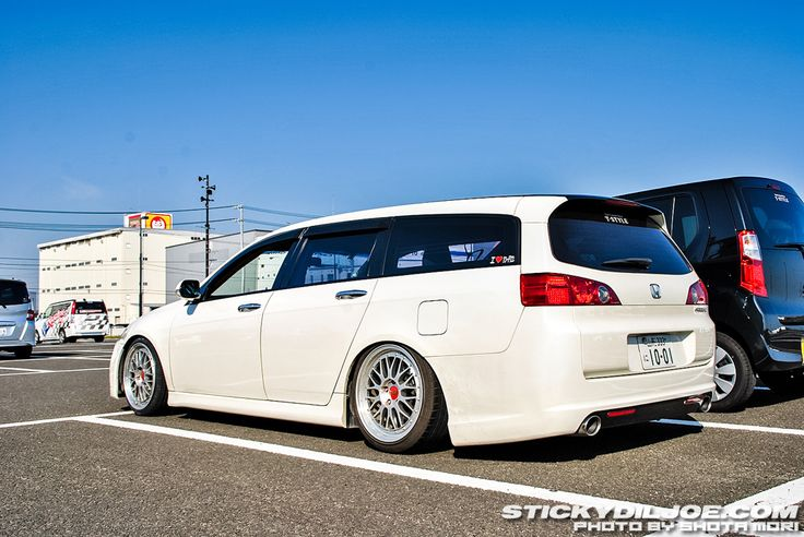 Honda accord wagon styling - Google Search