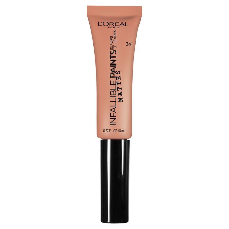 L'Oréal Paris Infallible Matte Lip Paints -0.27oz : Target