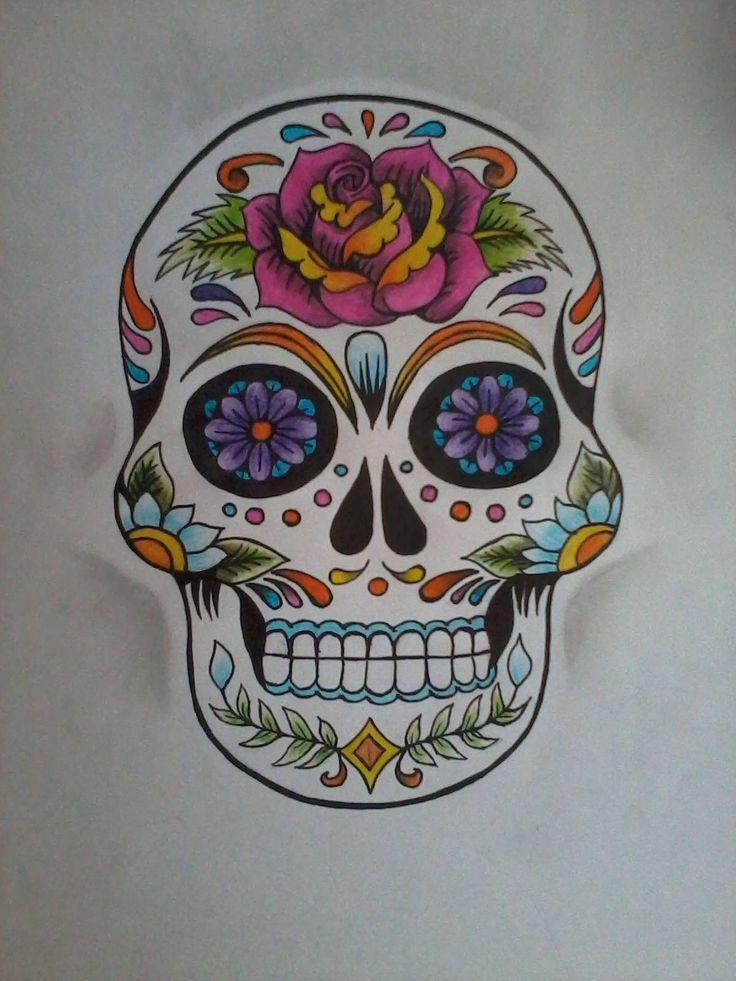 Calaveras Mexicanas Tattoo | www.imgkid.com - The Image ...