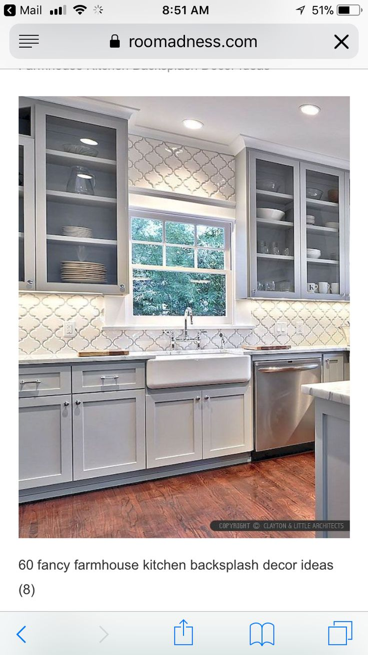 Best Pin By Sherri Cannon On Kitchen In 2019 Farmhouse 400 x 300