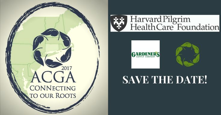 SAVE THE DATE! PLAN NOW TO ATTEND: ACGA'S 38TH ANNUAL CONFERENCE JULY 27 -30, 2017  **  HARTFORD, CONNECTICUT   Where:  Capital Community College, downtown Hartford, Connecticut   What:  Longer workshops on Thursday afternoon Network Reception at the elegant Society Room Thursday evening Mark Winne, national Food Policy Council consultant, founder Hartford and Connecticut Food Policy …