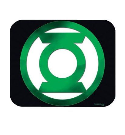 Images of Green Lantern Symbol Mouse Pad