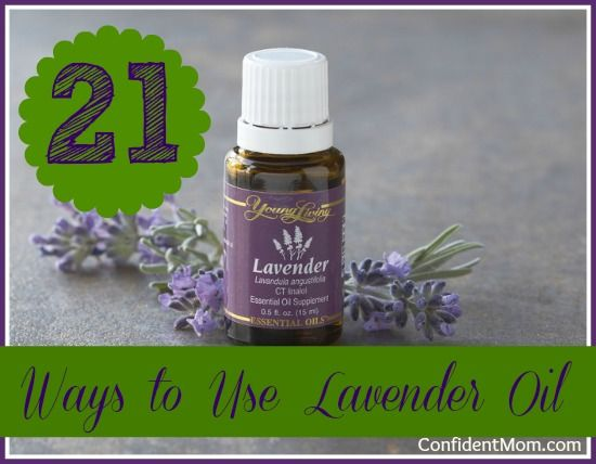 21 Ways to Use Lavender Oil