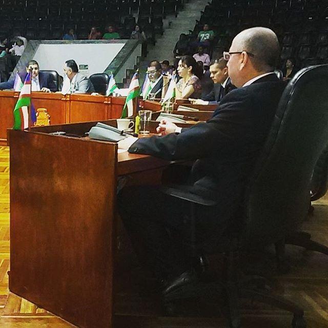 #ControlPolítico a Corfecali queda en veremos, Gerente no asistió.