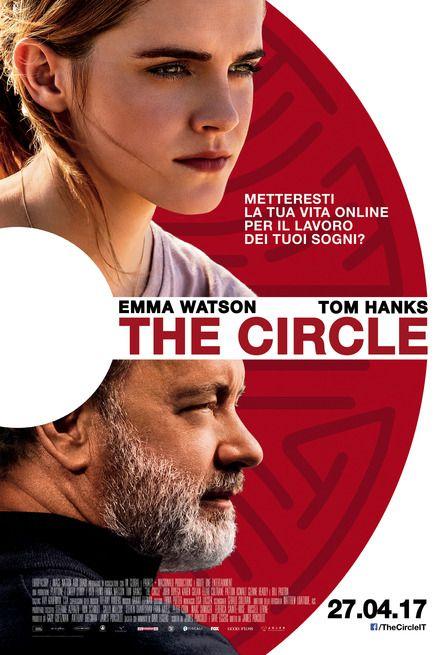 The Circle USA, Emirati Arabi Uniti: 2017 Genere: Thriller Durata: 110' Regia: James Ponsoldt Con: Emma Watson, Tom Hanks, Karen Gillan, Bill Paxton
