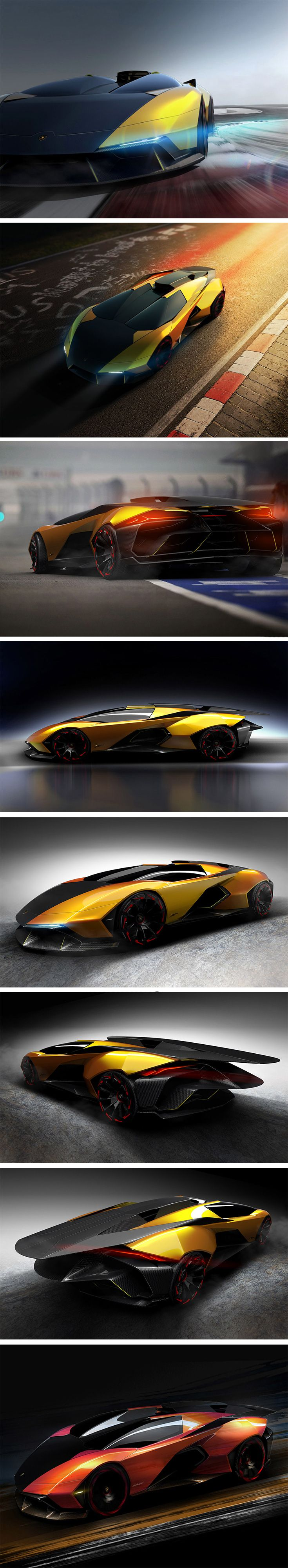 When you anticipate seeing a Lamborghini you expect the extreme and the Apis is no let-down. Named after the most highly regarded bull deity of ancient Egypt, the Apis stands out from other models with a distinct dual-cockpit design that gives driver and passenger entirely unique riding experiences and the aesthetic a two-headed twist.