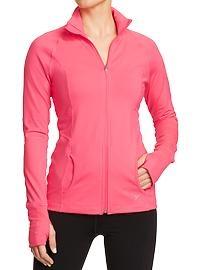 Women's Active Compression Jackets
