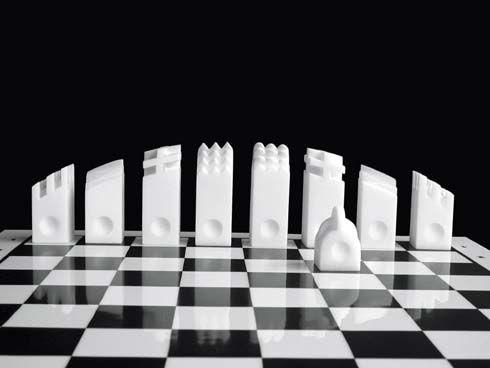 Marcello Morandini Chess Set