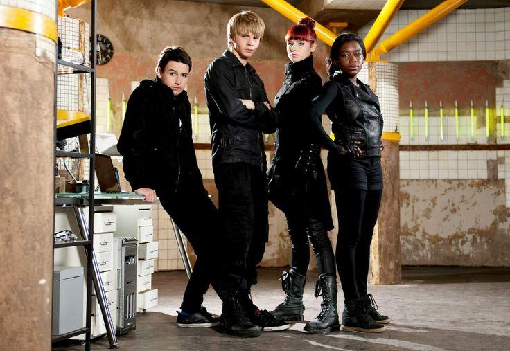 Series 6 team