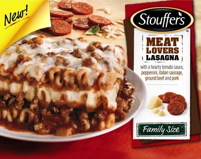At Stouffer's, great taste begins with the highest STOUFFERS MACARONI & CHEESE PASTA FROZEN FOOD PARTY SIZE 76 OZ by STOUFFER'S At The Neighborhood Corner Store.