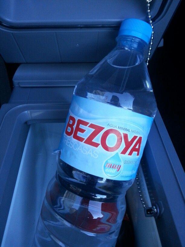 Según la clienta que llevo a #hemodiálisis, #bezoya es el agua más recomendada por su bajo contenido en #potasio y otros #minerales. Por esa razón,  #Taxi #Nigrán #María la acompaña con una botella de esta #agua. www.serviciotaxinigran.blogspot.com.es, #653736754