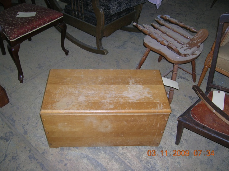 FURNITURE REPAIR BY FRYu0027S Refinish And Restore CEDAR CHEST All Of The Time.  CEDAR CHEST