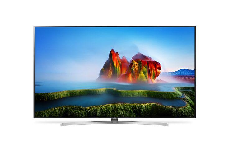 The LG 86SJ957V 86″ Smart TV  #LGSmartTV #LGDisplays #LEDTV