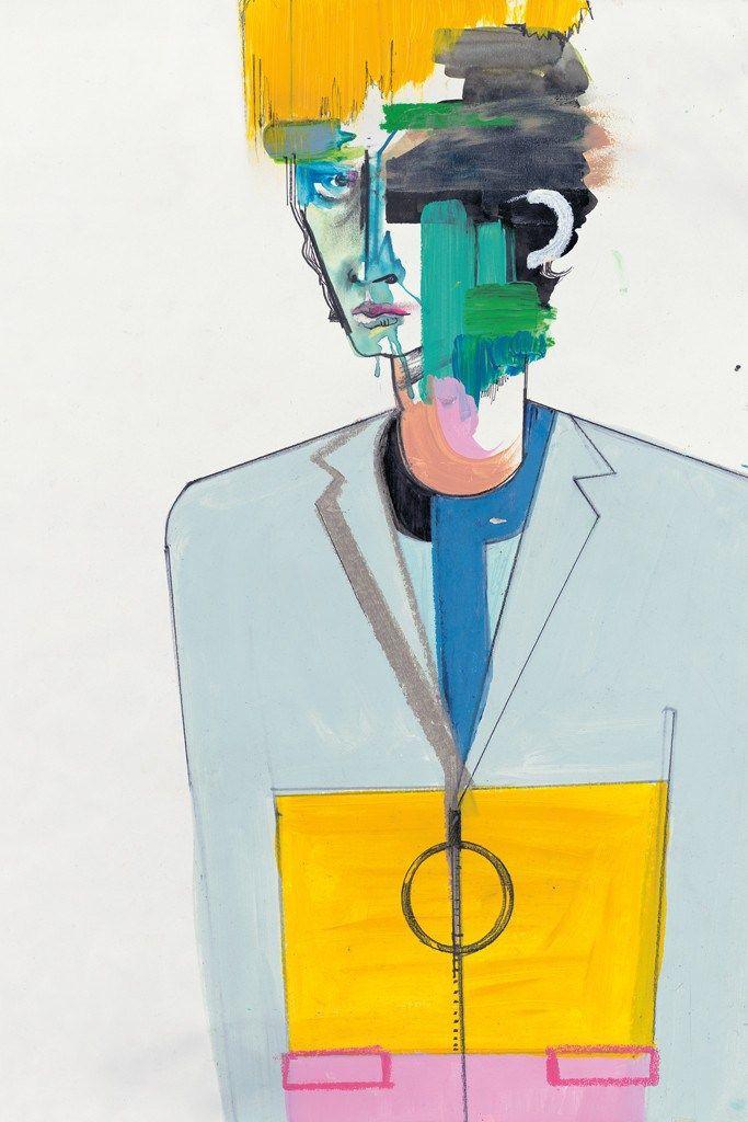 Richard Kilroy &#8220Menswear Illustration&#8221