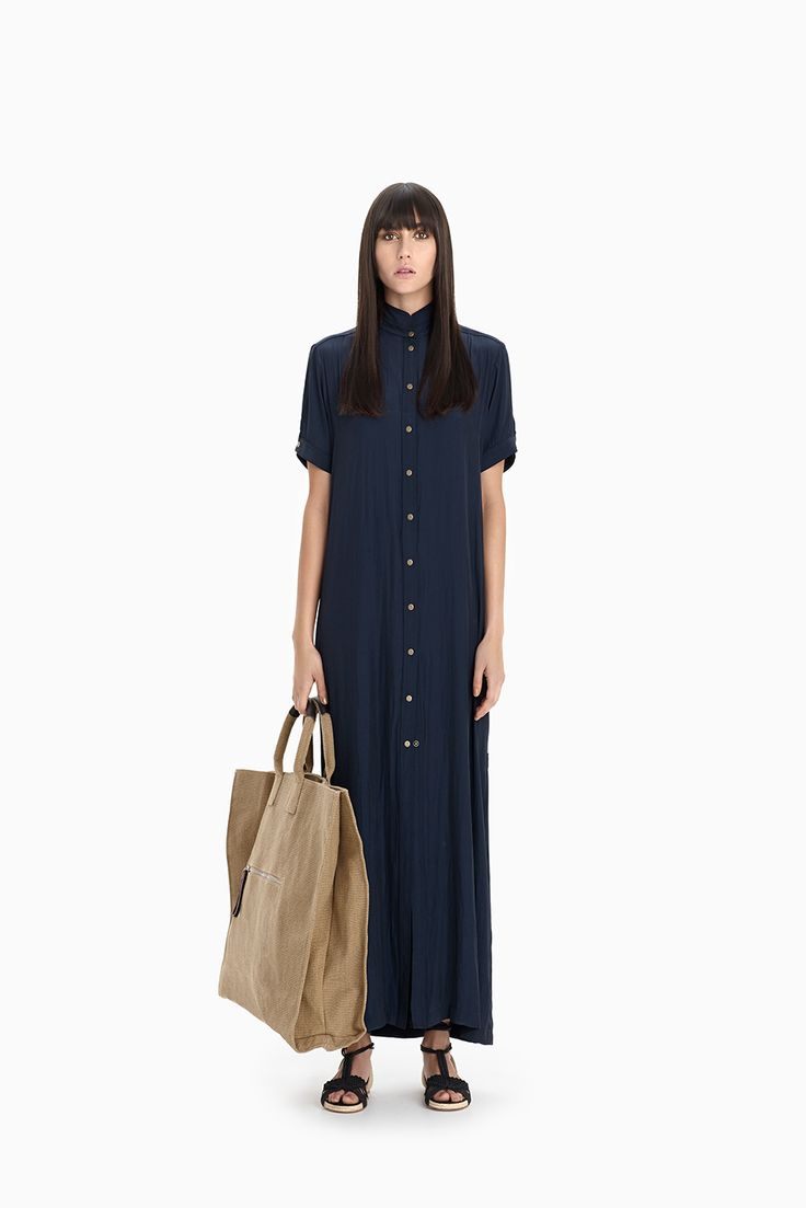 Navy Ranch Maxi
