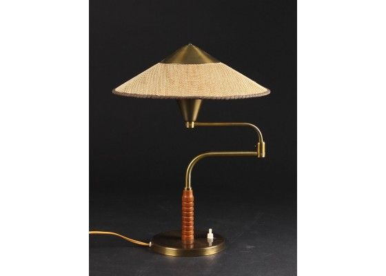 Swivelling Scandinavian Table Lamp from Lyfa for sale at Pamono