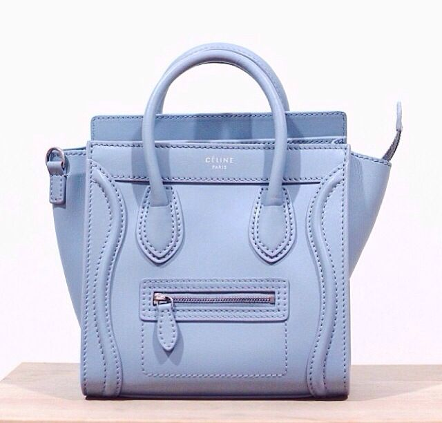 Celine pastel colour bag | Bags | Pinterest