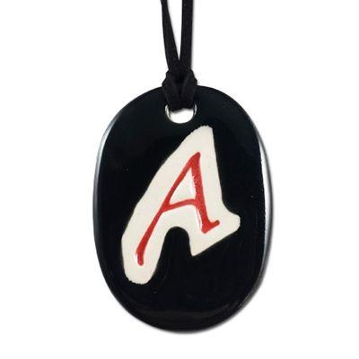 30 best freethought atheist humanist and science based pendants dawkins a ceramic pendant dawkins a ceramic necklace ceramic jewelry atheist necklace aloadofball Choice Image
