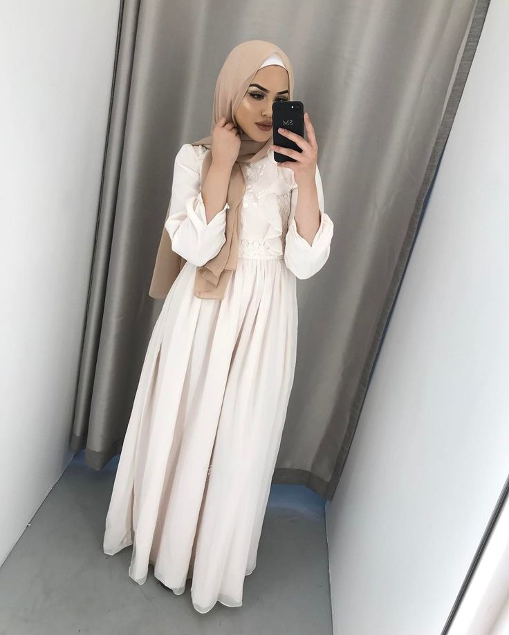 """2,813 Likes, 9 Comments - Hijab Fashion Inspiration (@hijab_fashioninspiration) on Instagram: """"Prices & links to order are listed on the blog www.hijabfashioninspiration.com/lace-dresses"""""""