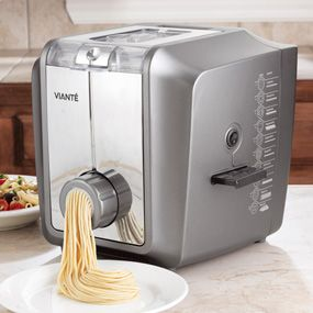 Shop Viante Electric Pasta Maker at CHEFS.: Kitchens, Shops Viant, Pasta Machine, Viant Pasta, Pasta Maker I, Chef Products, Viant Electric, Electric Pasta, Christmas Mom