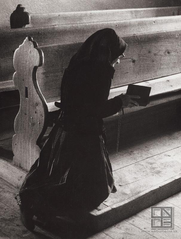 Martin Martinček: V kostole I.:1955 - 1975