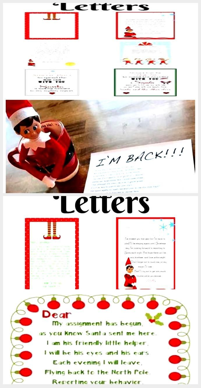Great Snap Shots Elf on the Shelf Ideas for Arrival 10