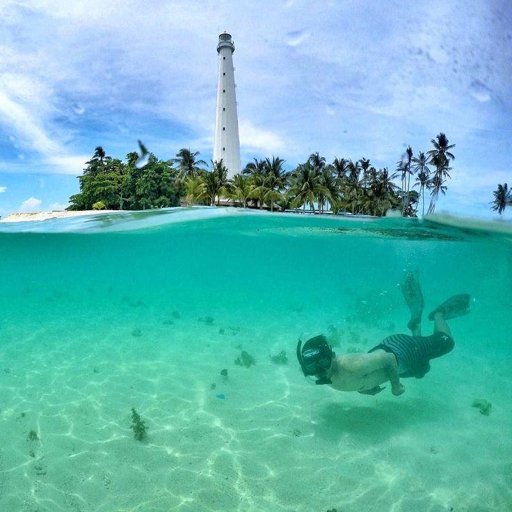 Lengkuas Island Belitung Indonesia // @goworx