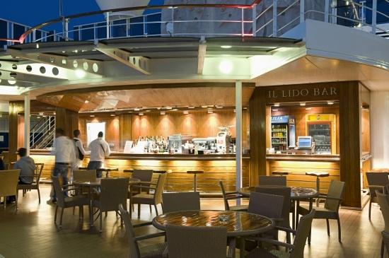 MSC Armonia - Il Lido Bar