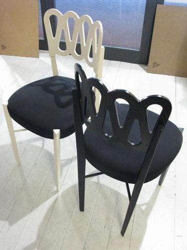 Sedia 969 - design Giò Ponti - Montina