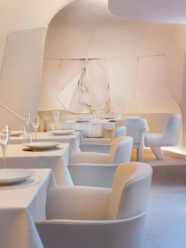 "Mandarin Oriental Paris, ""Sur Mesure"" Restaurant :: Thierry Marx"
