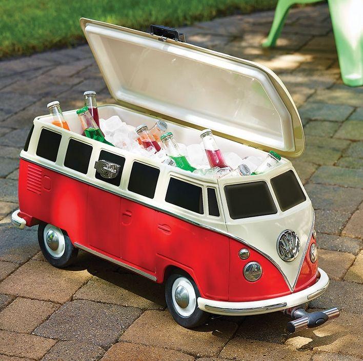 Gift idea: The Volkswagen Panel Van Cooler