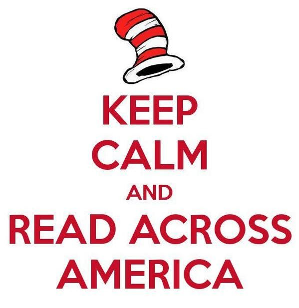 Read Across America.