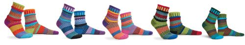 Solmate Socks - these are the socks to wear on pajama days