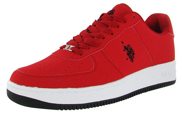 U.S. Polo Assn. Branson Men's Shoes Sneakers. US Polo Association shoes, polos, tees, boat shoes, boots, premium denim and more at Street Moda http://www.streetmoda.com/collections/us-polo-assn