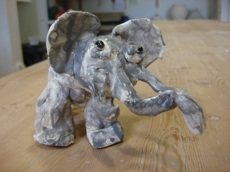 animal clay projects - photo #8