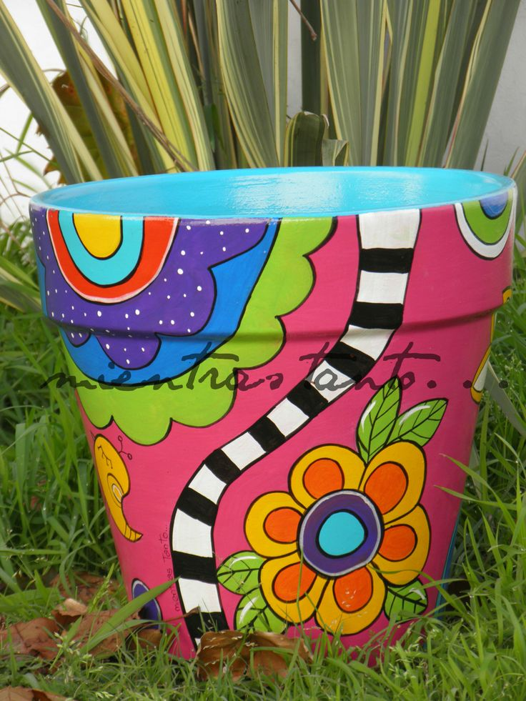 362117626261890334 on pot painting ideas designs