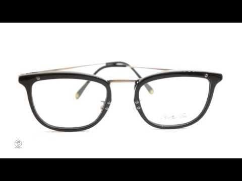 ▶ Christian Roth メガネ眼鏡 | CR F10 C 10 AS クリスチャンロス | PonMegane - YouTube