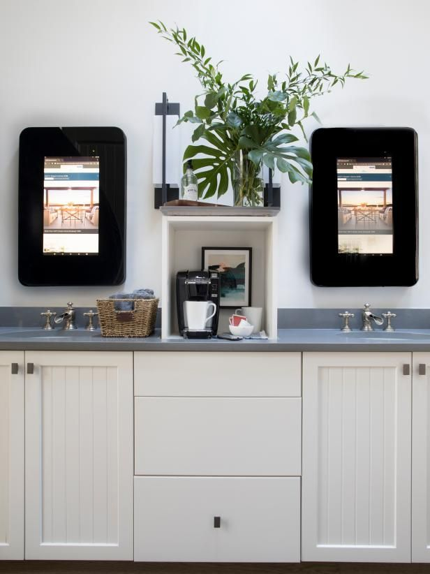 Pictures Of The Hgtv Smart Home 2018 Master Bathroom Smart Home