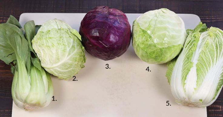 Cabbage is so much more than a salad staple. Learn how to infuse these 5 cabbages into your meals here.