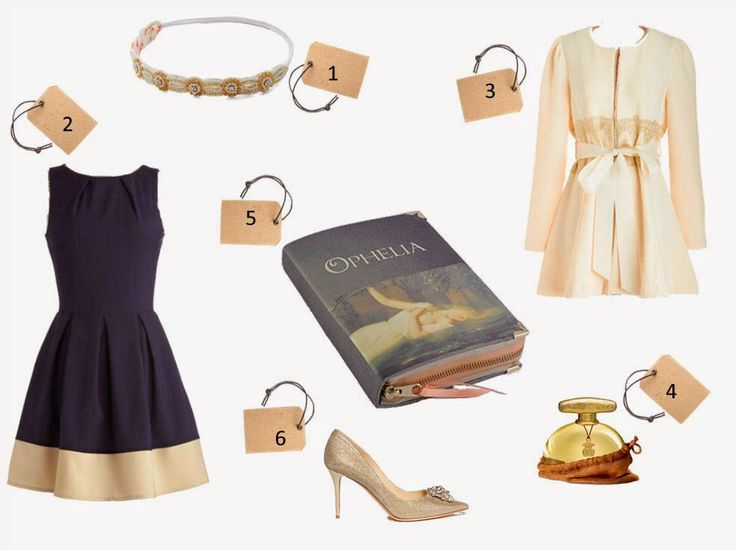 Ophelia Book Clutch by P.S. Besitos