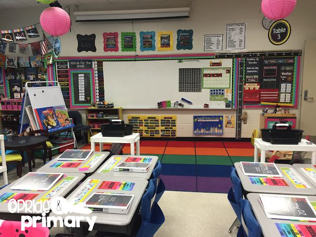 Classroom Decor And Organization ~ It s time classroom reveal pride and